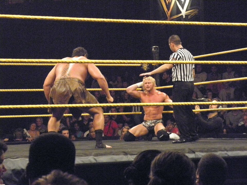 SmackDown and Main Event Dark Match